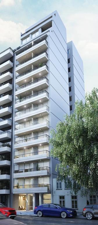 A ESTRENAR monoamb divisible con balcón y amenities