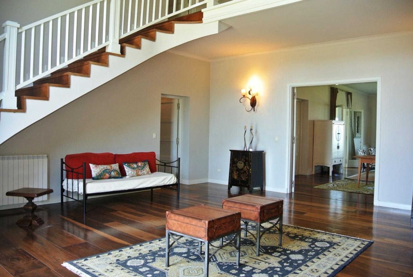 Casa en Alquiler Por Temporada - 9 ambientes - USD 21.000