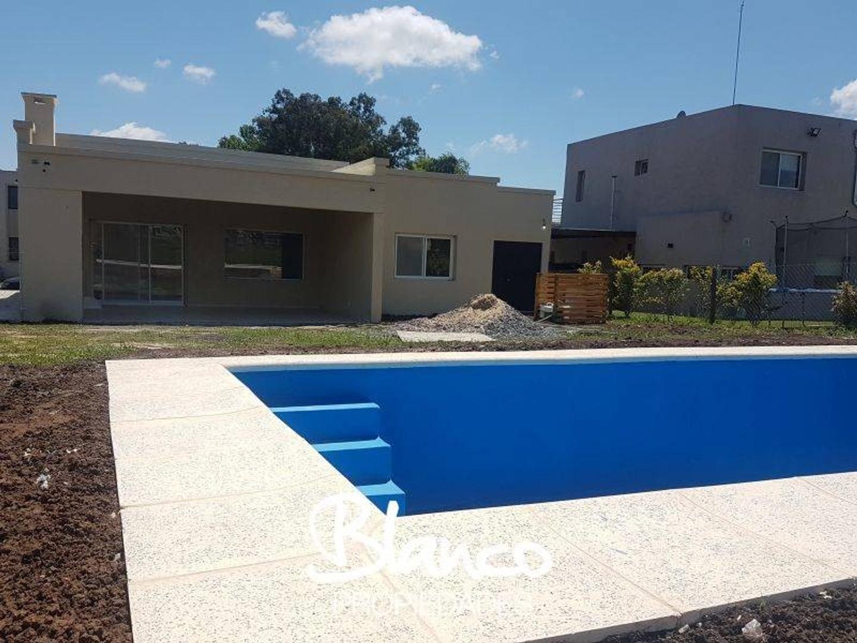 Casa en Alquiler - $ 34.000