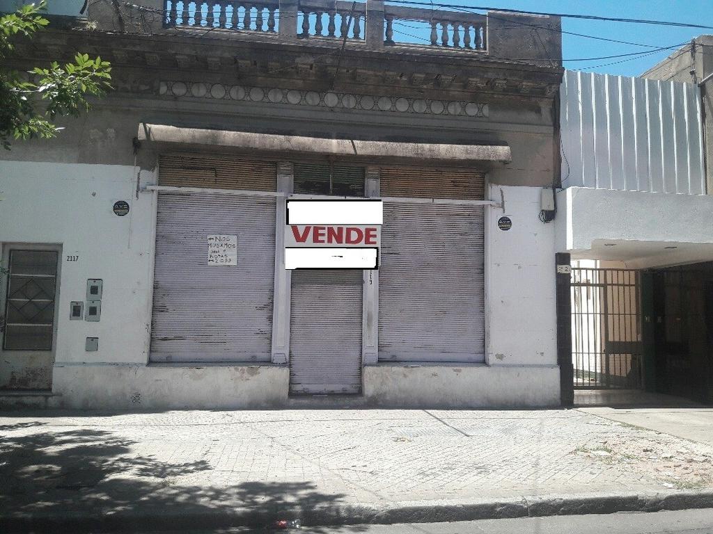 JUAN MANUEL ROSAS  2100 , 114M2  FRENTE