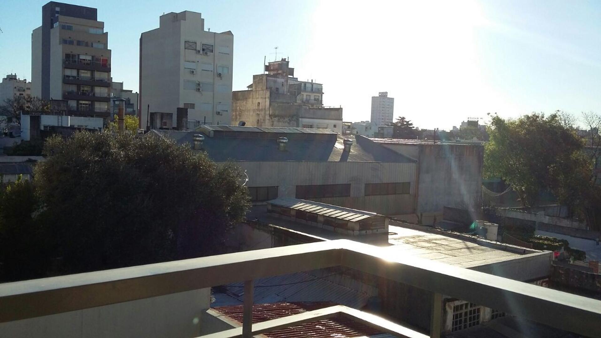 2 ambientes semipiso en venta - Bahia Blanca 2100 3º - VILLA DEL PARQUE