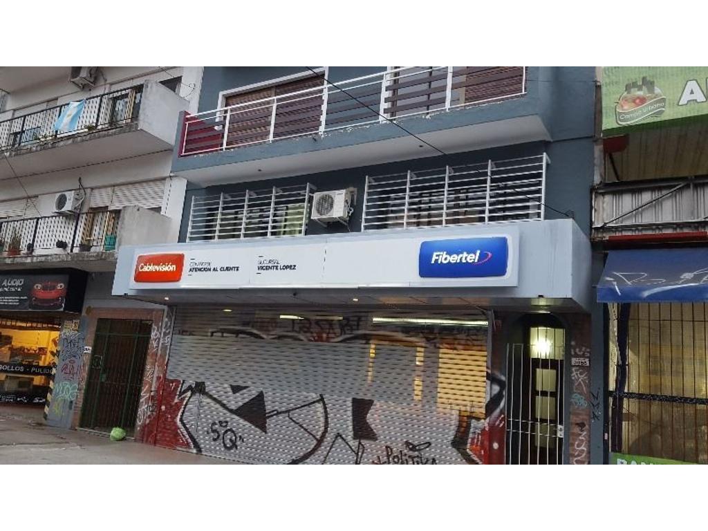 Ph sin expensas sobre Av. Maipu ideal oficina, entrada independiente