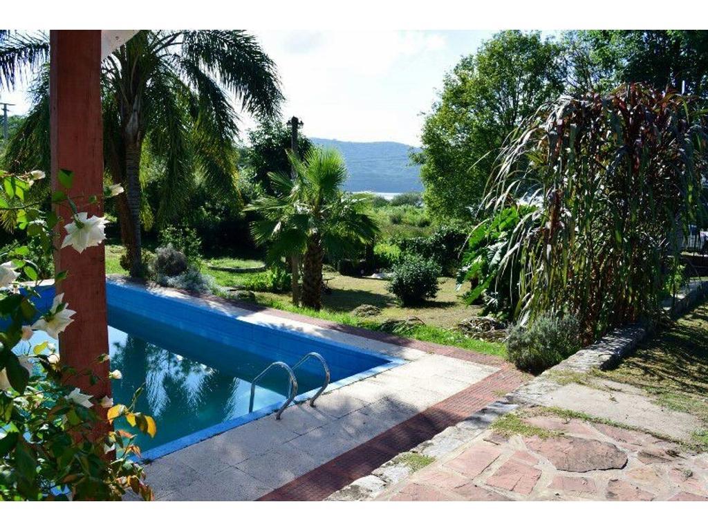 Vendo casa + Hostería en Dique la Ciénaga (Jujuy). Oportunidad P/ emprendimiento Turístico