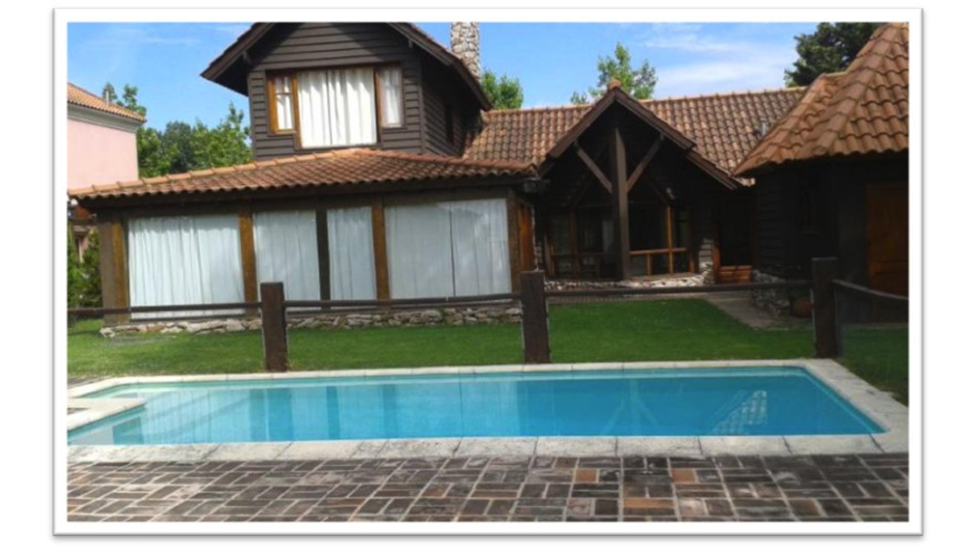 Ayres de Pilar - Impecable propiedad en venta