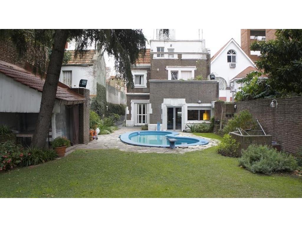 Residencia en Conde entre Av. Elcano y Av. de los Incas - Belgrano R