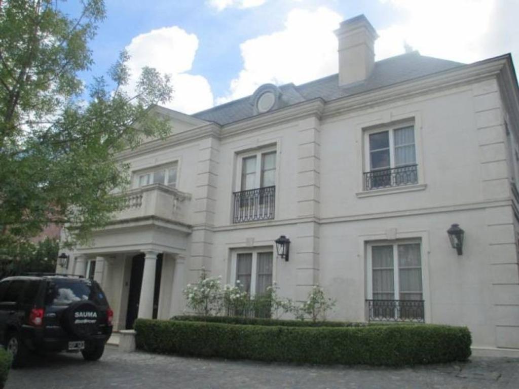 casa en venta en nordelta los castores 100 nordelta