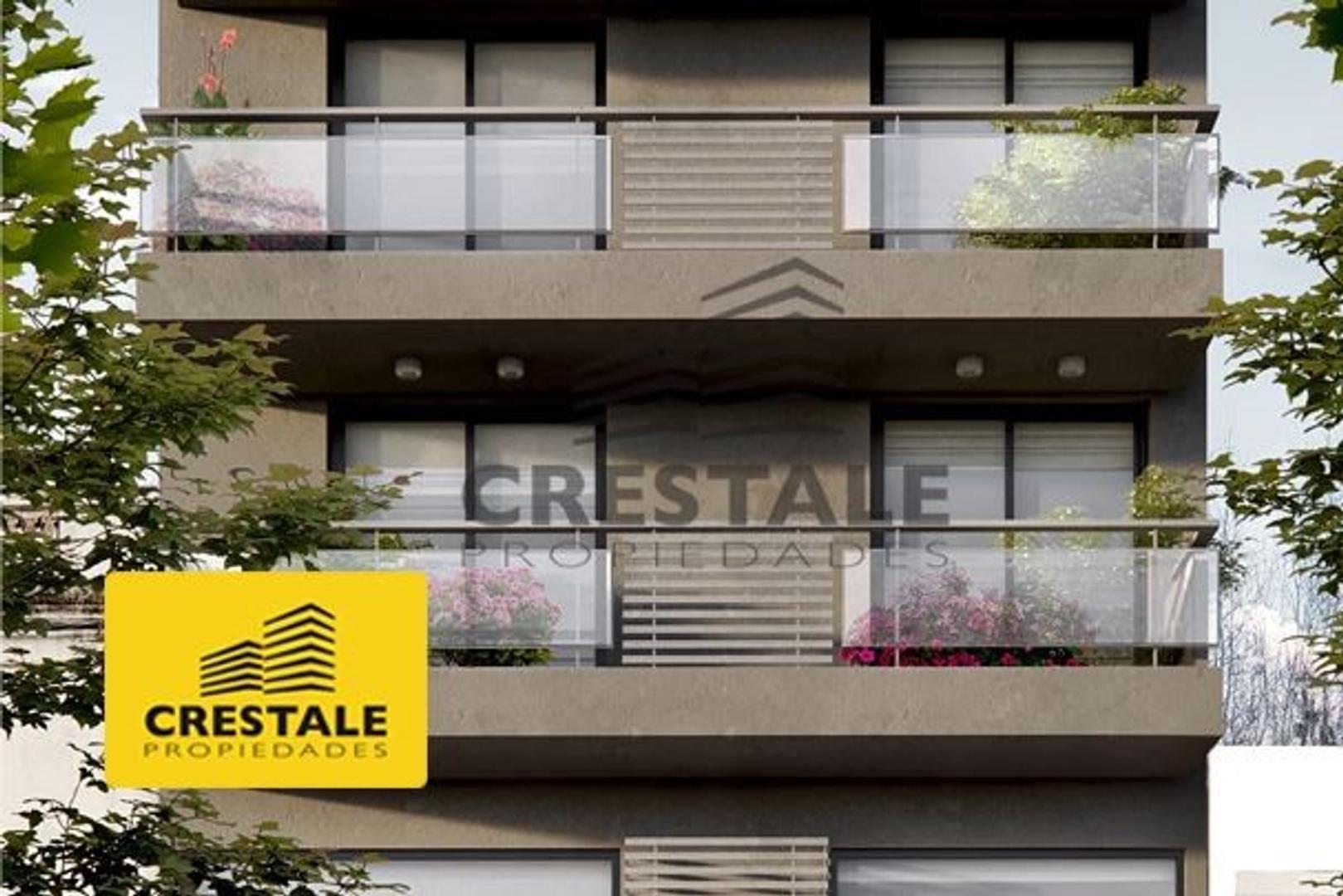 Departamento 1 dormitorio a la venta en Rosario. Av. Francia y Salta. A pasos de parque S. Ortiz