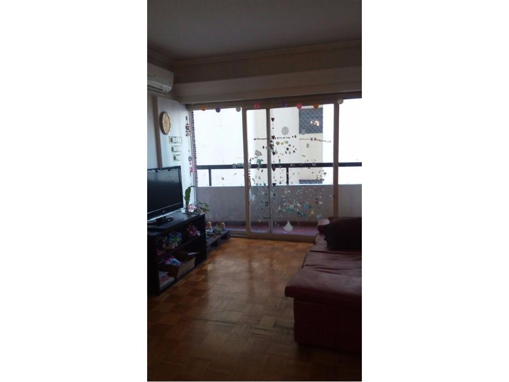 Depto. 4 ambientes con cochera. Edificio Torre. Vigilancia. A Metros parque Chacabuco