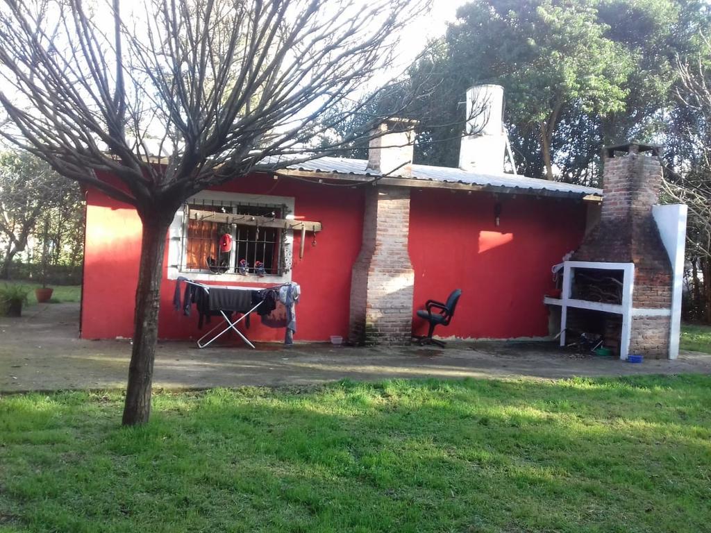 Casa tipo quinta 1200 mts lote en la reja  FINANCIACION