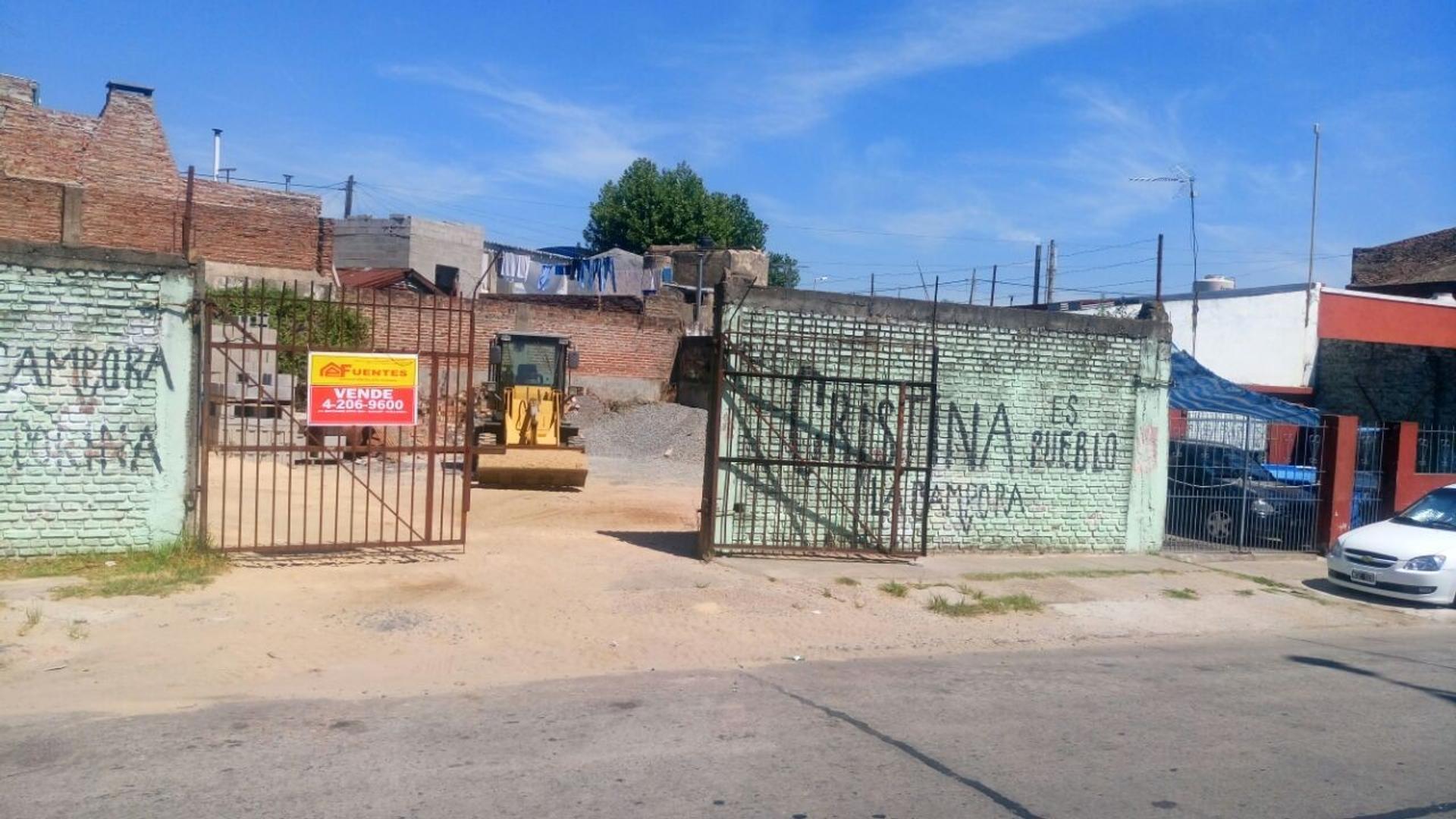 Venta terreno en Sarandí ideal varios usos industriales