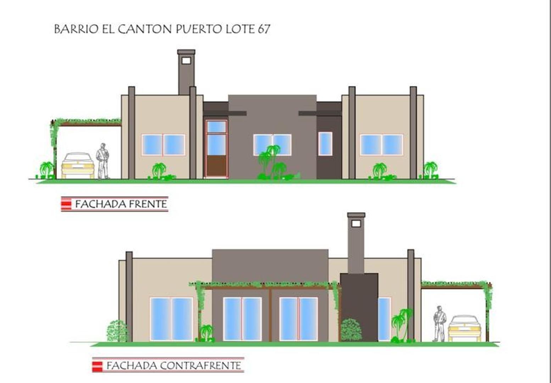 Casa en Venta en El Cantón - Barrio Puerto - 5 ambientes