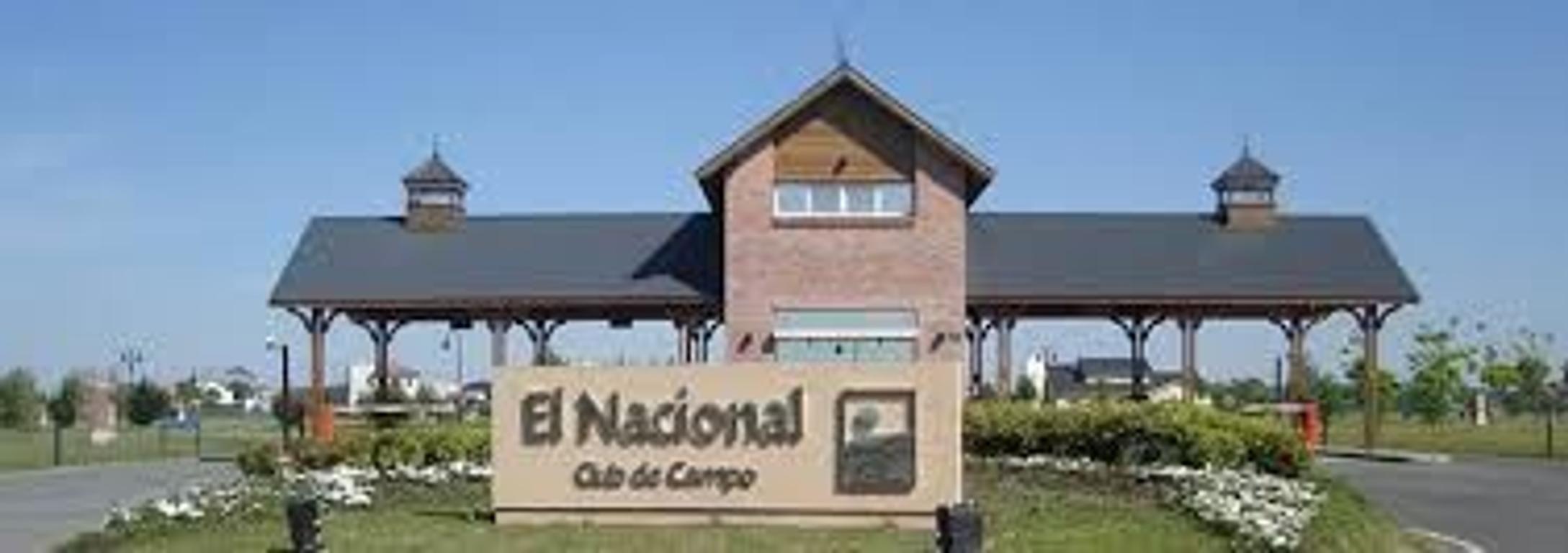 """Excelente terreno de 1150 m2 en el Club de Campo """"El Nacional"""" en el Partido de General Rodriguez"""