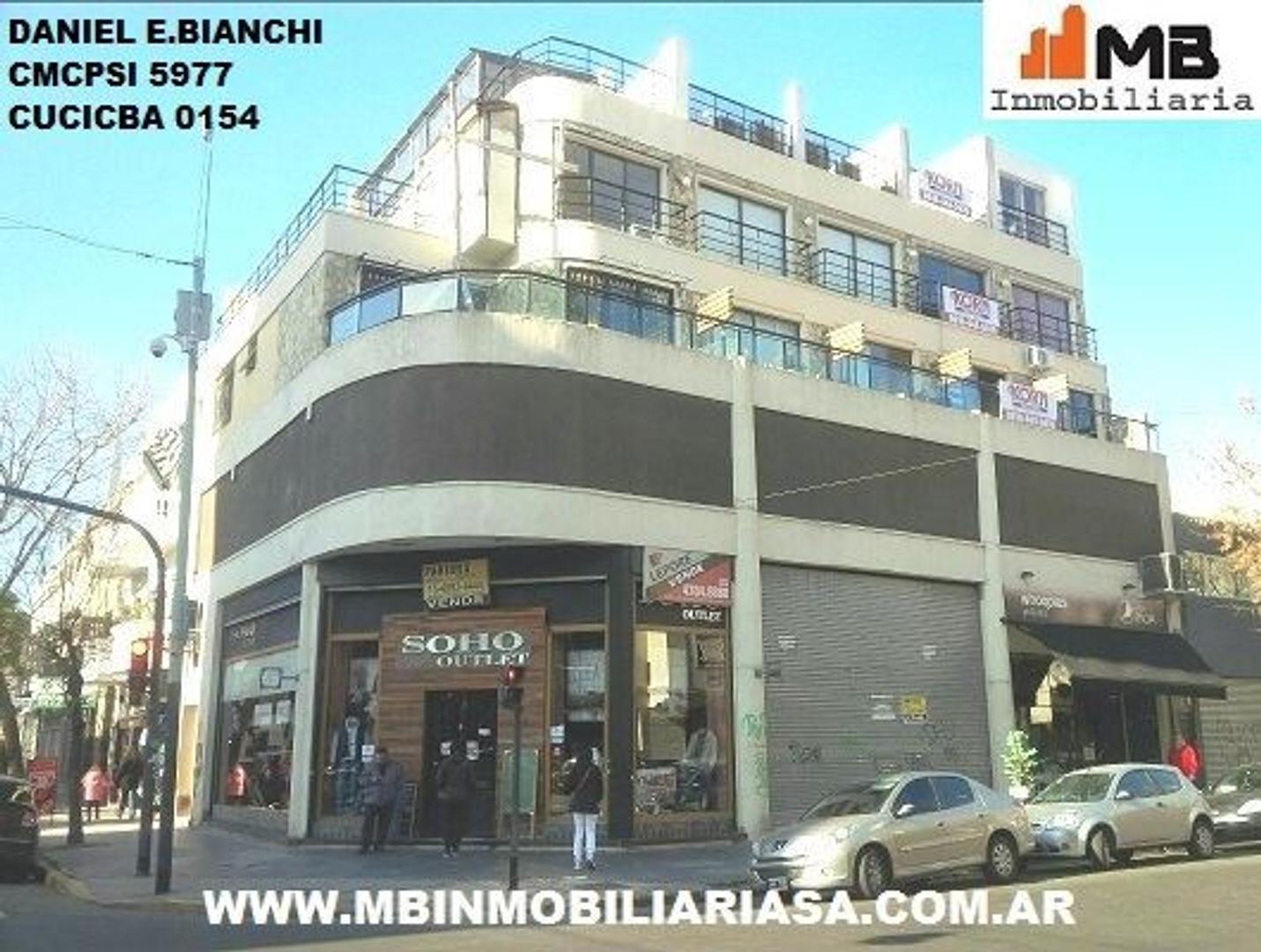 Palermo Soho venta propiedad en Serrano al 700
