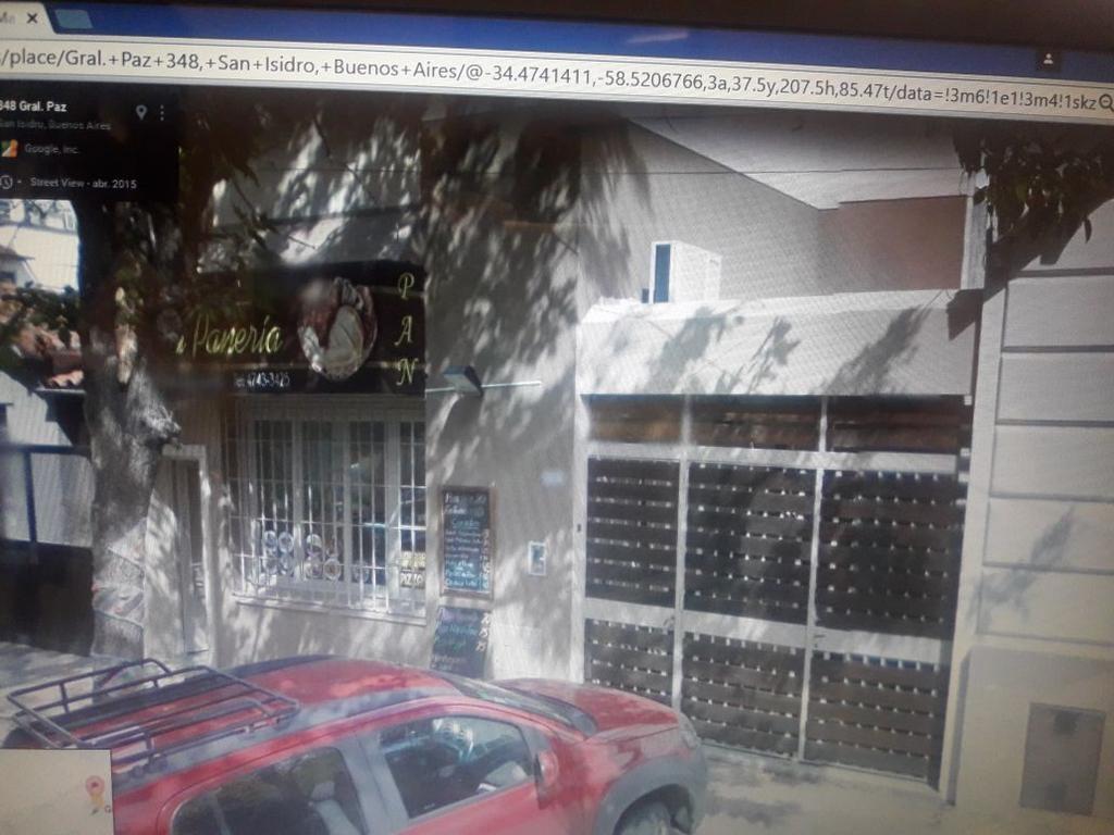 San Isidro: Chalet de 3 ambientes
