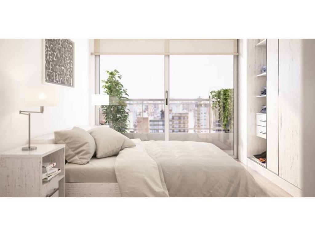 1 Dormitorio con Terraza Exclusiva - Parque Independencia