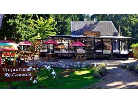 Fantástico Restaurant en única ubicación y entorno