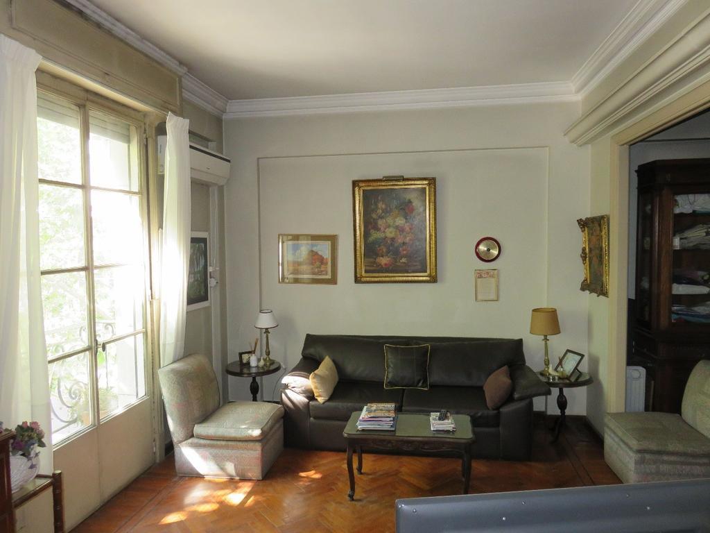 Juramento 1900- Venta Piso 4 ambientes con dependencia en Belgrano