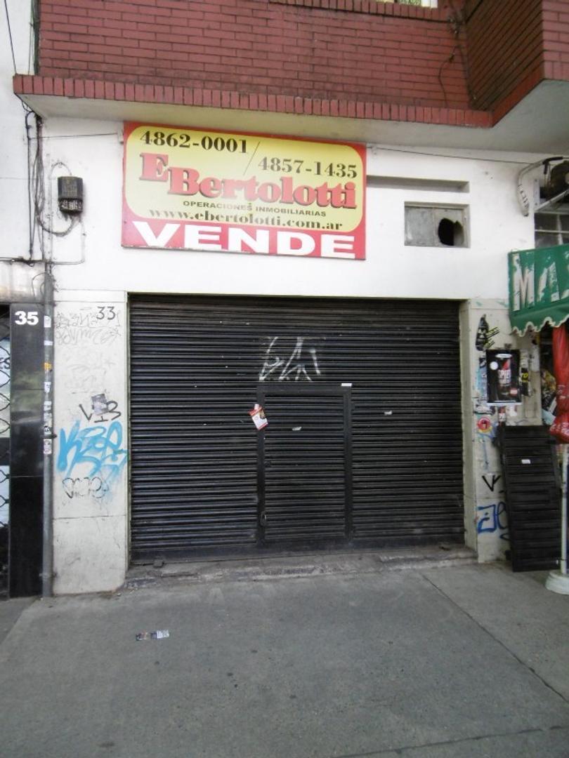 XINTEL(BER-BER-7657) Local - Venta - Argentina, Capital Federal - AV. WARNES 100