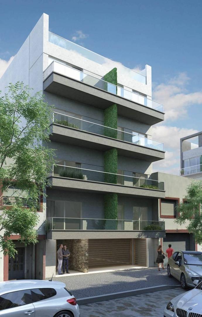 Hermoso 2 ambientes con balcon y amenities A ESTRENAR - 2 D
