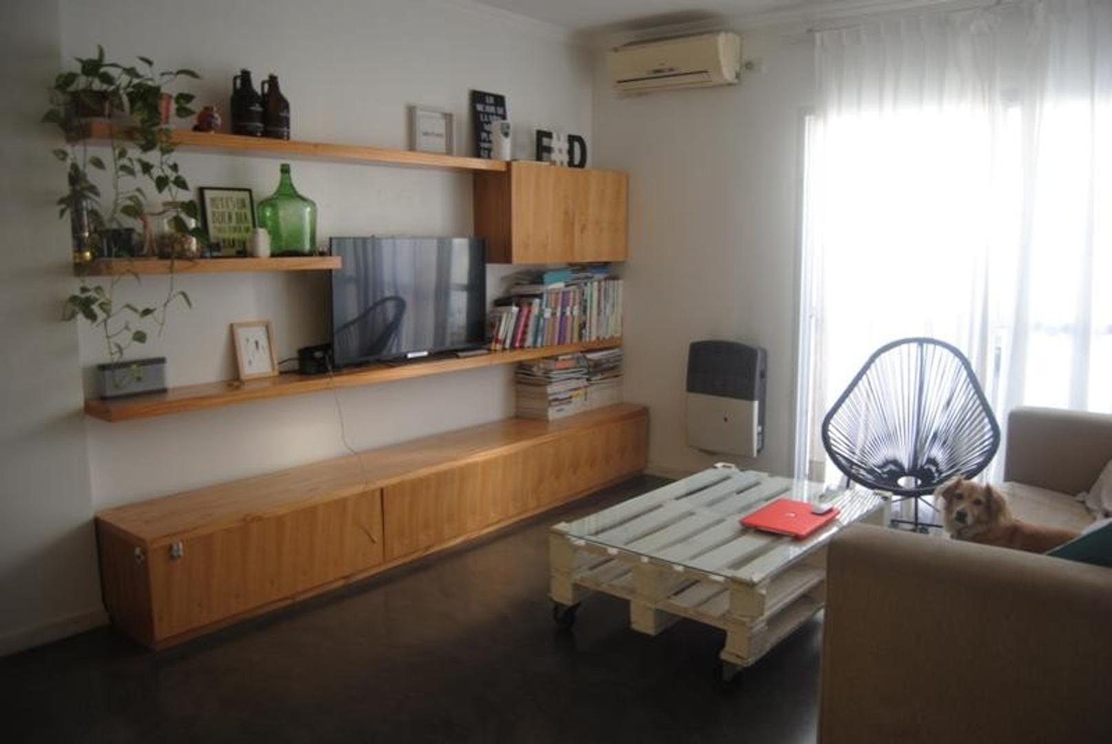 Departamento en Venta en Saavedra - 3 ambientes