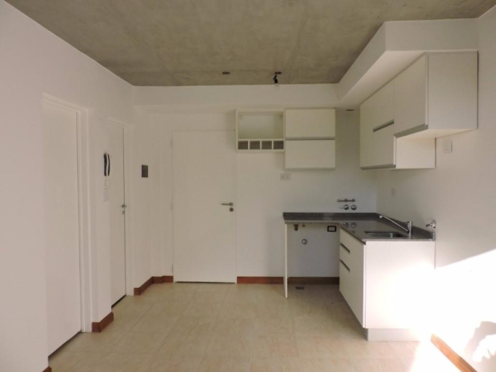 Apto Crédito  1 dormitorio con balcón a Estrenar