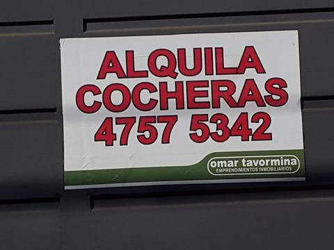 COCHERA FIJA CON PORTON AUTOMATICO  FCO RAFFO 2936 SAENZ PEÑA