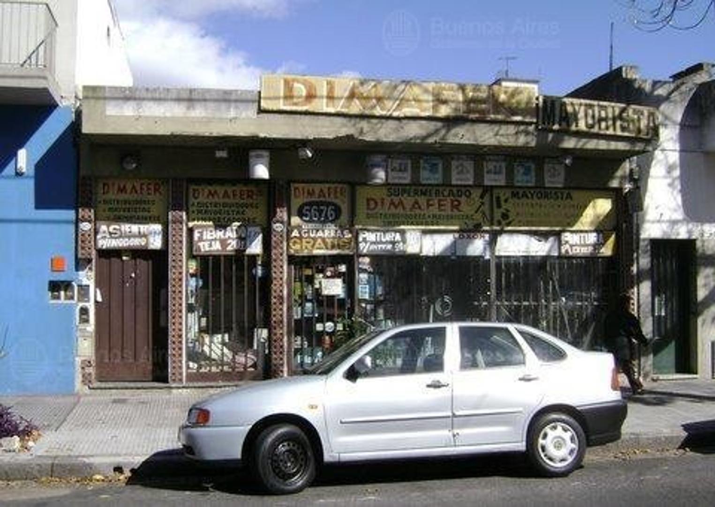 Fondo Comercio en Venta en Villa Pueyrredon