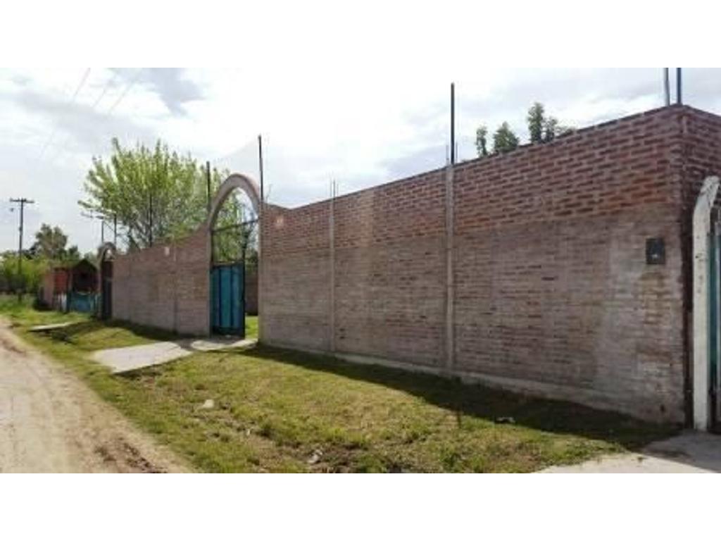 Quinta en venta en r o gallegos 6200 cuartel v for Jardin 17 rio gallegos
