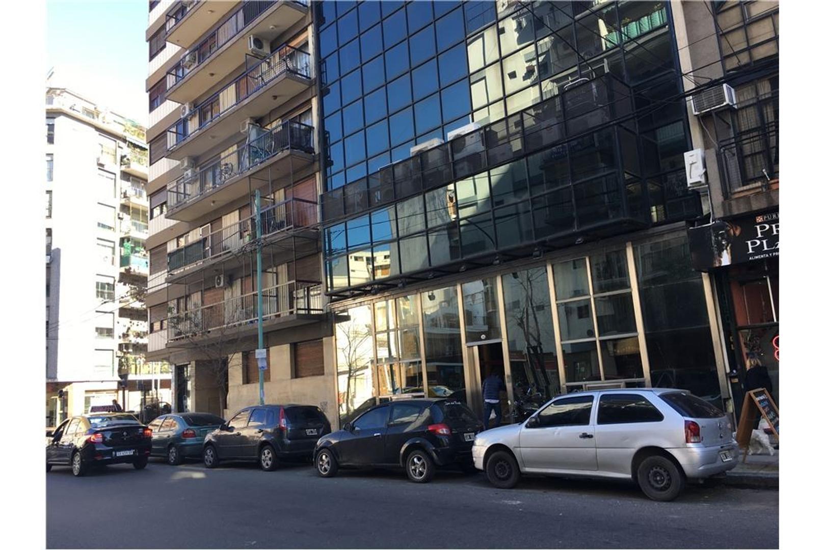 Alquiler oficina de 42 m2, cerca Av Sta Fe subte