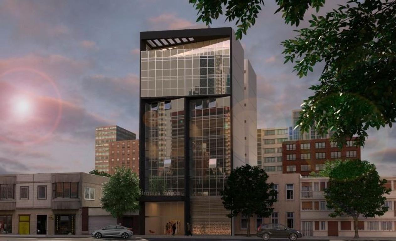 Triunvirato 5177/79 - Urquiza Office // 7mo. piso Frente (posibilidad de anexarlas)