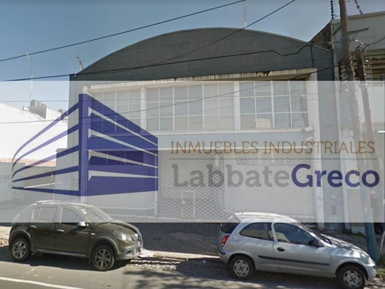 Alquiler Inmueble Industrial - 1275m2 - San Martín