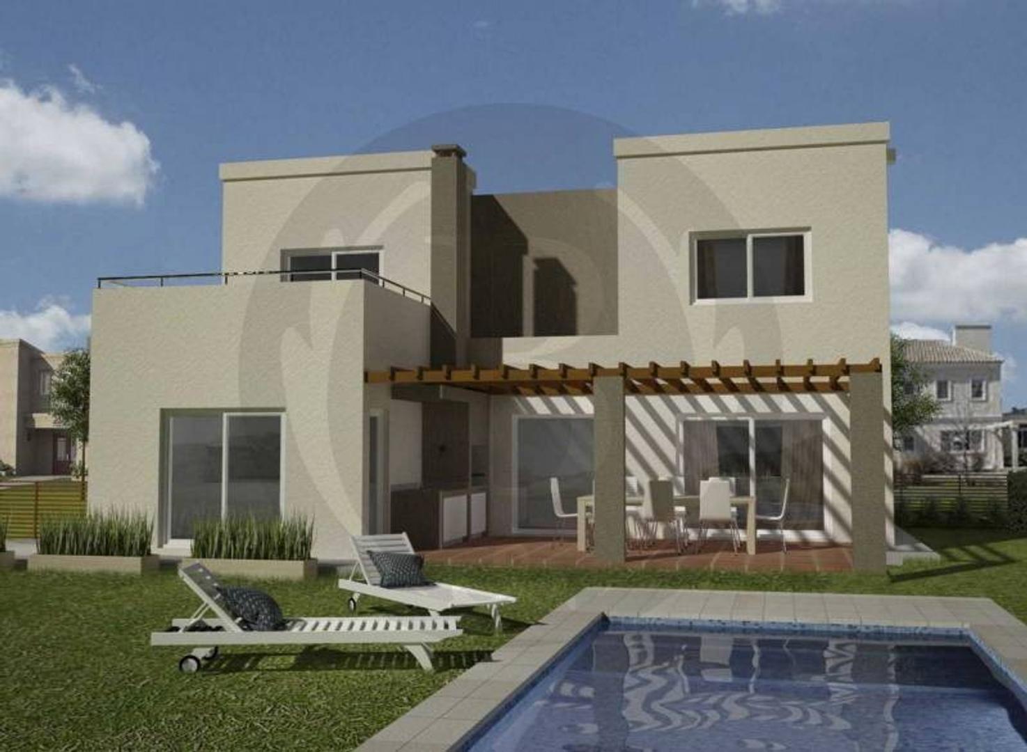 Bustamante Propiedades - Venta Casa Puertos del Lago, Ceibos