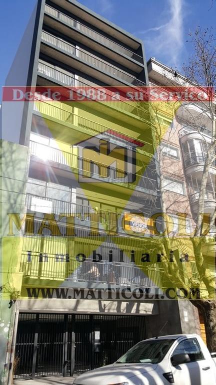 VENTA - Hermoso 2 ambientes A ESTRENAR de 60 m2 Totales en San Martin Centro