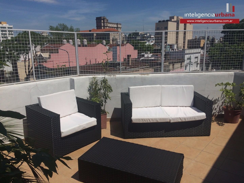 RESERVADO Excelente PH en la zona de Villa General Mitre de 4 ambientes con terraza y quincho