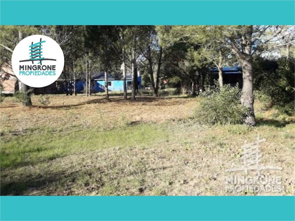 Excelente lote residencial en inmejorable zona a pocas cuadras de Carilo