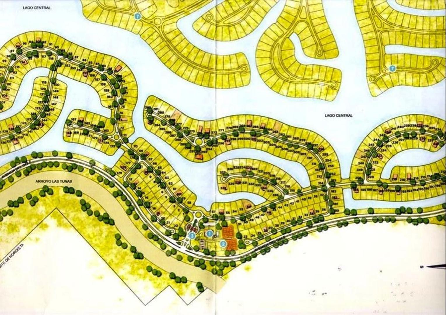 Terreno Lote  en Venta ubicado en Virazón, Nordelta - EII0055_LP167391_1