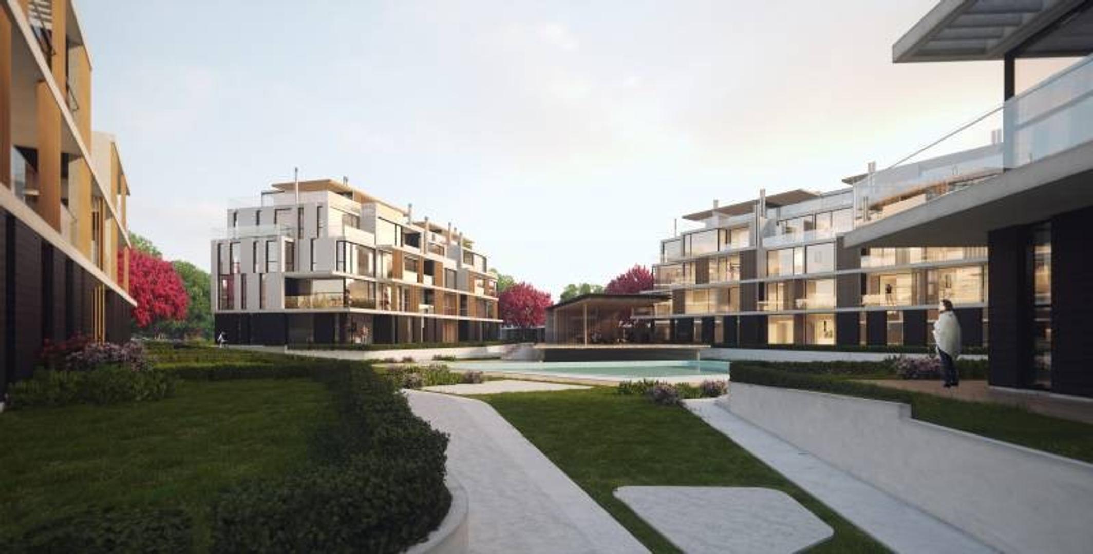 NORDELTA - HANAMI PARK - PUERTO ESCONDIDO   Departamento de 2 ambientes en venta