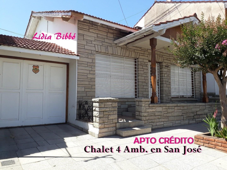 Casa en Venta en San Jose - 4 ambientes