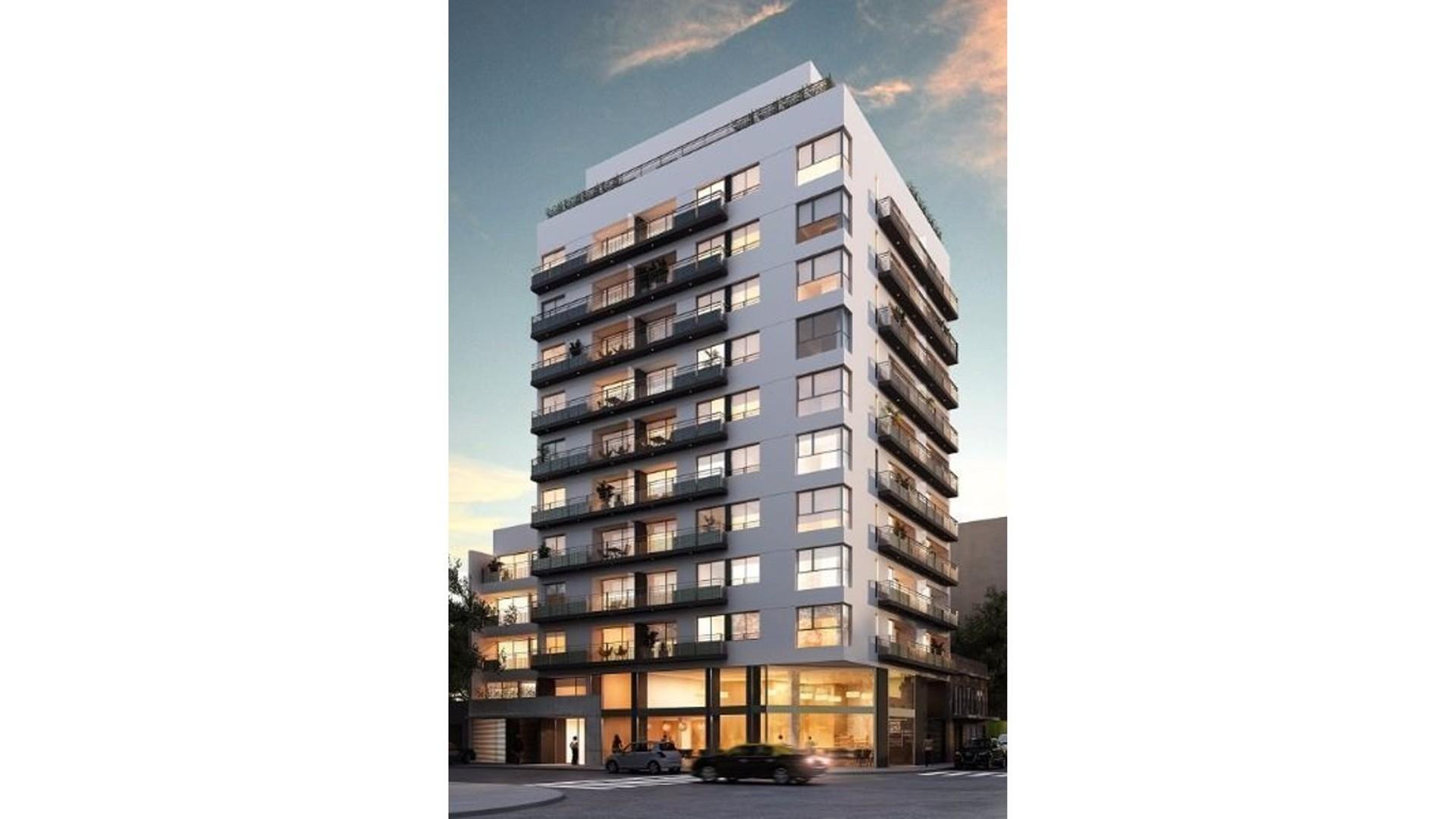Nahuel Huapi y Bauness - 2 Ambientes con Suite, toillette, Baño y dos balcones.