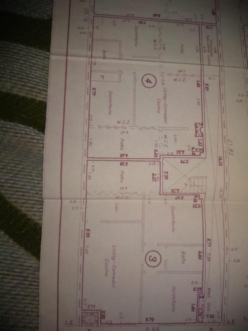 Departamento en Venta en Liniers - 3 ambientes