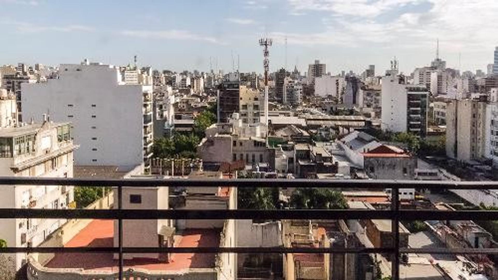 Vendo Dpto. excelente estado balcón a la calle orientación norte muy luminoso