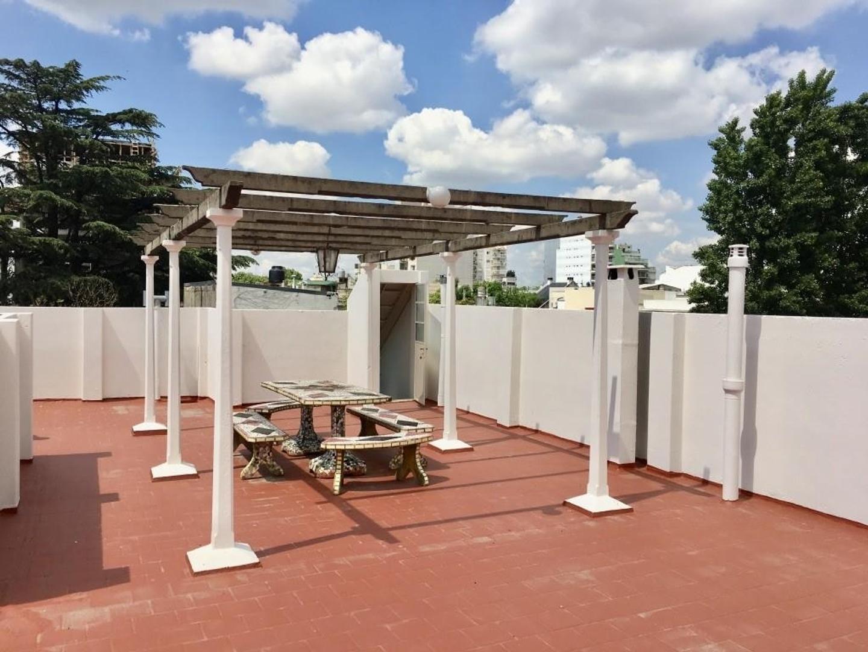 El mejor PH - terraza propia p/construir - TOTAL: 205 m2