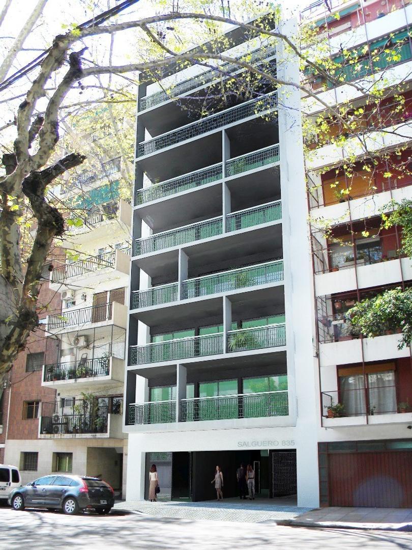 Se Vende departamento de 4 ambientes, Almagro, excelente ubicación, al frente.A estrenar.