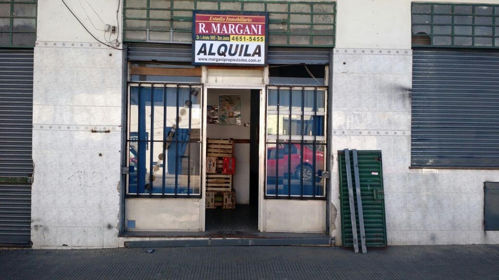 Local Comercial 20m2 + Cuarto de Baño (mts de Dr. I. Arieta)