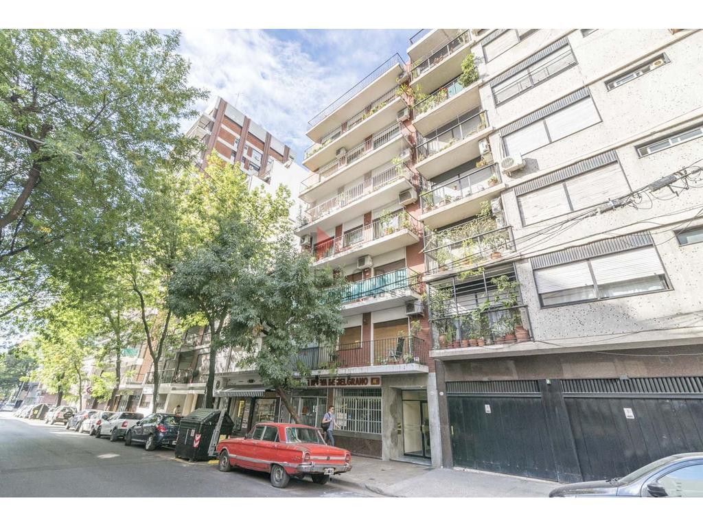 2 ambientes en alquiler, Belgrano