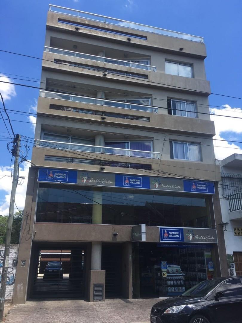 Departamento de dos ambientes mas terraza y cochera en venta