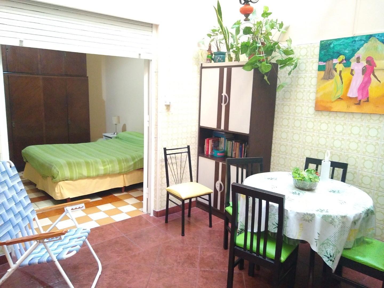 Departamento en Villa Crespo con 1 habitacion