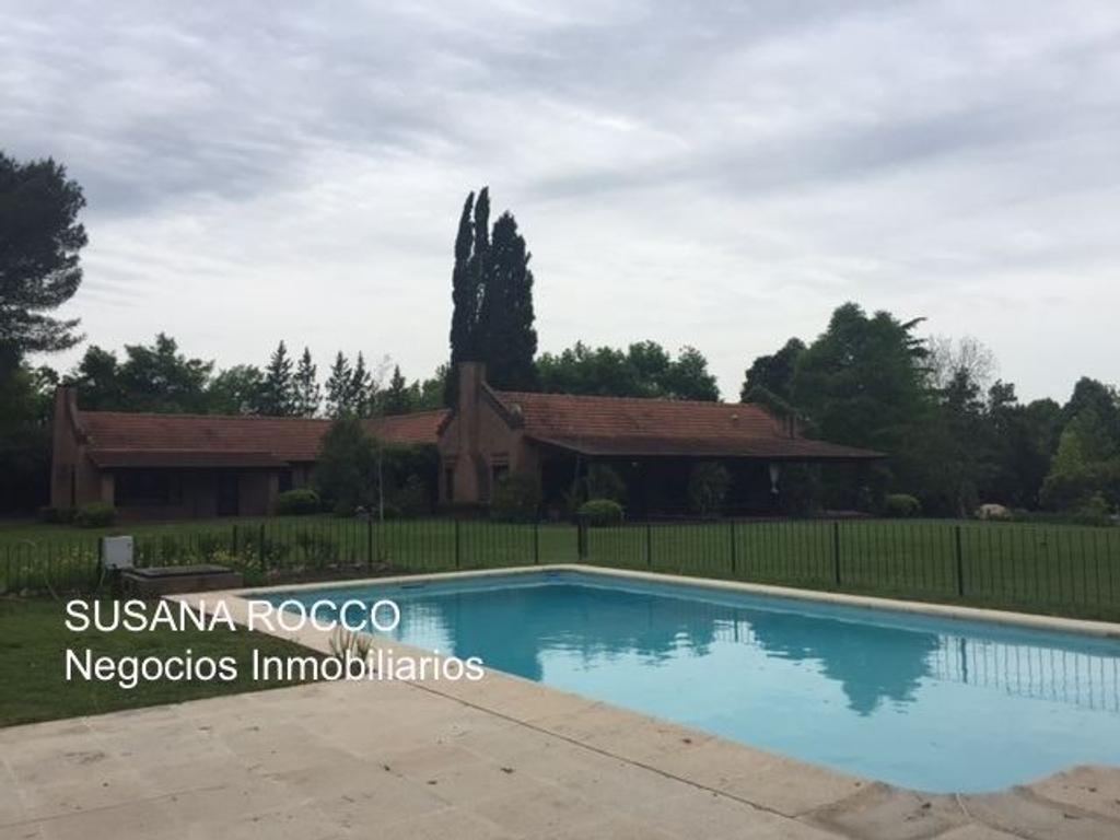 Impecable propiedad en Club de Campo Manzanares