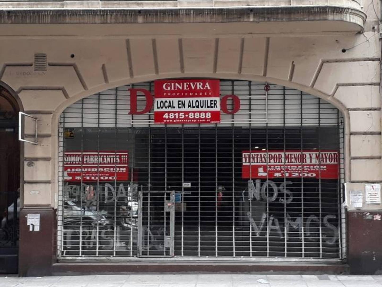 Local Comercial. Planta Baja: 6.35 x 14 m. Subsuelo: 89,
