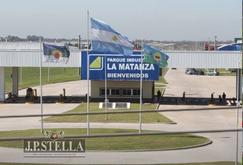 Fracción en Parque Industrial La Matanza 3311 m² - Virrey del Pino